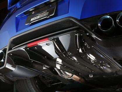 R35 リアアンダーフィンを発売