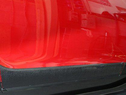 R35 カーボンサイドパネルを発売