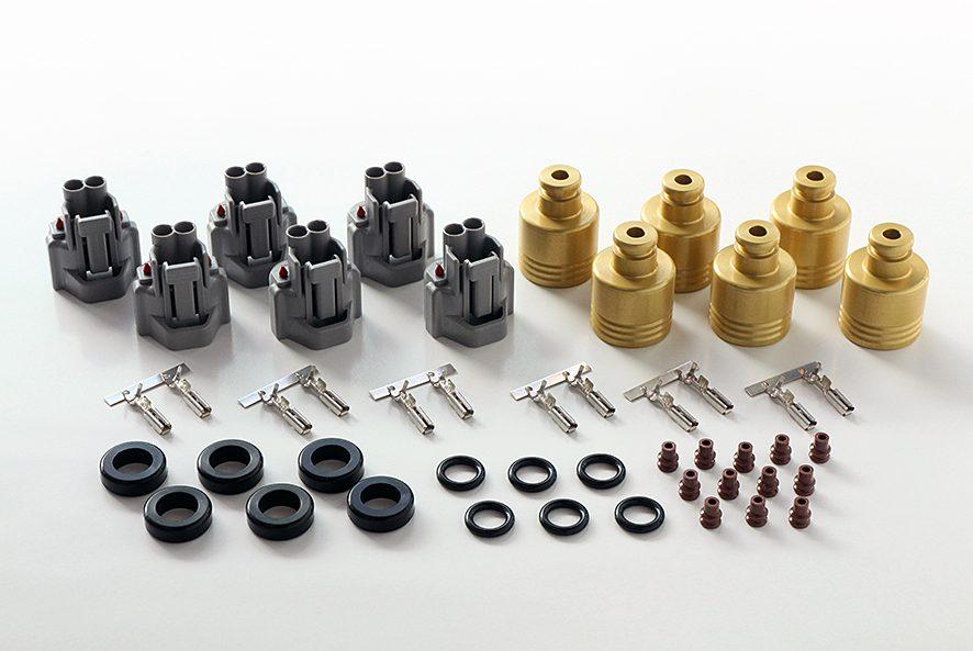 VR38インジェクター流用アダプターに社外デリバリーパイプ対応サイズ(11φ)を追加設定