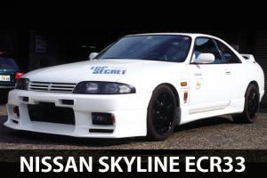 ECR33 スカイライン パーツ